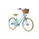 "Ortler Bricktown - Bicicletas para niños - 24"" Turquesa"